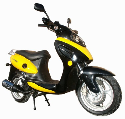 Scooter Huoniao HN125T-4